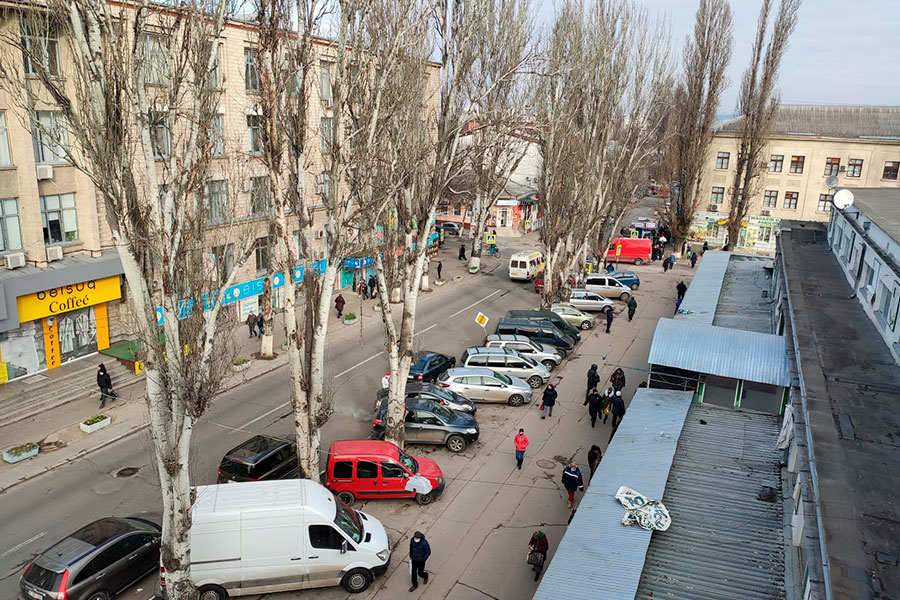Генпримар: Строительство многоэтажной парковки на Центральном рынке рентабельно