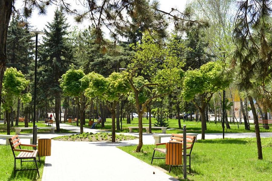 Видно всем, радует каждого: в Кишиневе за год преобразились многие парки, скверы и зеленые зоны