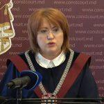 КС аннулировал решение парламента об отставке Маноле