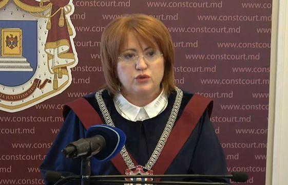 Маноле лишили мандата судьи КС