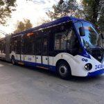 Троллейбусы в Кишинёве будут несколько дней ездить по воскресному графику