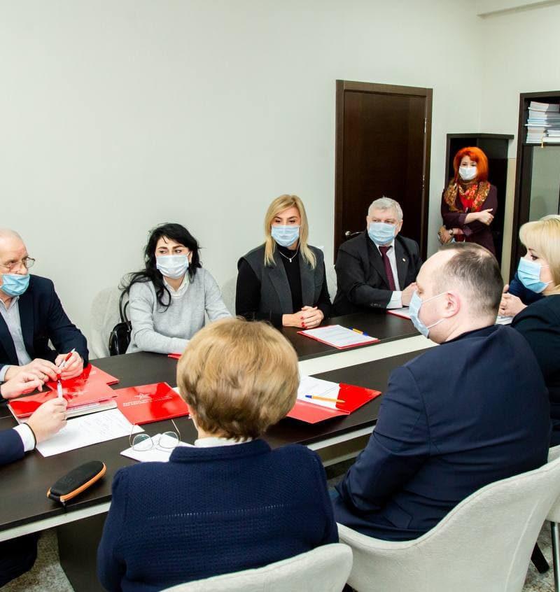 Началось заседание Исполнительного комитета ПСРМ