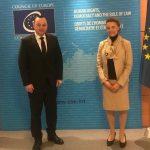 Влад Батрынча рассказал генсеку Совета Европы о скандальном решении КС против русского языка