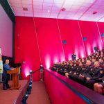 Игорь Додон поблагодарил сотрудников Службы госохраны за профессионализм и самоотдачу