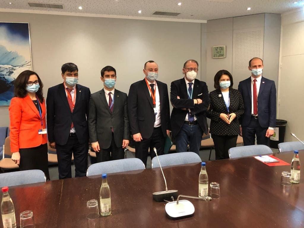 Молдавская делегация провела важные встречи в ПАСЕ