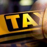 Поездка на такси закончилась скандалом