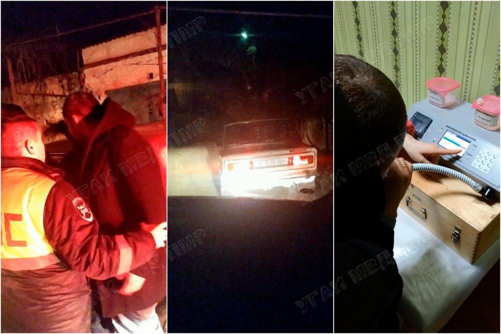 Вилял по дороге: нетрезвый водитель не смог скрыться от патрульных