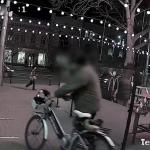 Угнал велосипед за 60 секунд: в столице поймали рецидивиста (ВИДЕО)