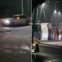 Серьёзное ДТП в Яловенах: перевернулся пассажирский микроавтобус