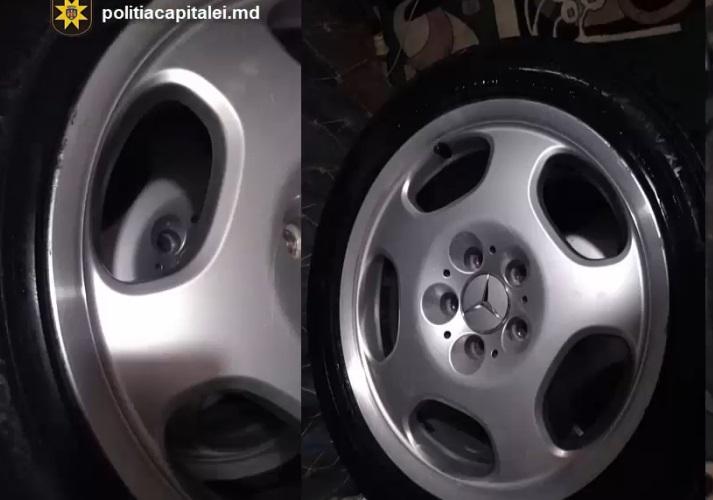 Взломали склад и сняли колёса с машины: задержаны двое (ВИДЕО)
