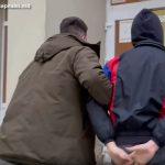 В столице двое приятелей избили и ограбили прохожего (ВИДЕО)
