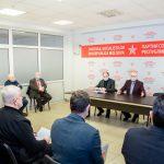 Додон: Благодаря эффективному сотрудничеству Иона Чебана и фракции ПСРМ в МСК ситуация в столице ежедневно улучшается (ФОТО, ВИДЕО)