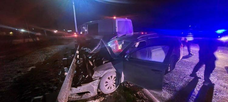Машины всмятку, пассажир погиб: в Теленештах случилось жуткое ДТП (ФОТО)