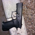 В столице задержали нетрезвого дебошира с оружием