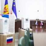 Россия передала больницам Гагаузии партию кислородных концентраторов (ФОТО)