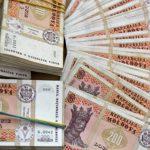 В январе поступления в госбюджет составили почти 5 млрд леев
