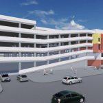 Проект многоэтажной парковки на Центральном рынке столицы будет готов в конце февраля