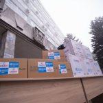10 центров здоровья Молдовы получили оборудование для борьбы с COVID-19