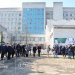 В Кишинёве появилась первая тепловая станция на биомассе