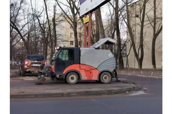 Генпримар потребовал от ответственных за уборку улиц навести порядок в городе