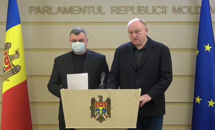 Секретная встреча Санду с судьями: депутаты ПСРМ требуют от президентуры объяснений (ВИДЕО)