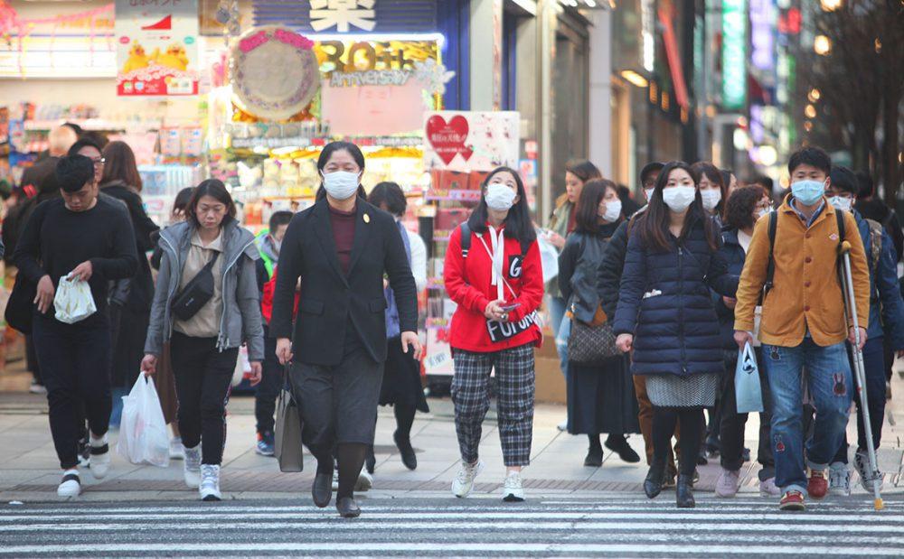 COVID-ситуация в мире: Япония ввела штрафы за несоблюдение карантинных мер