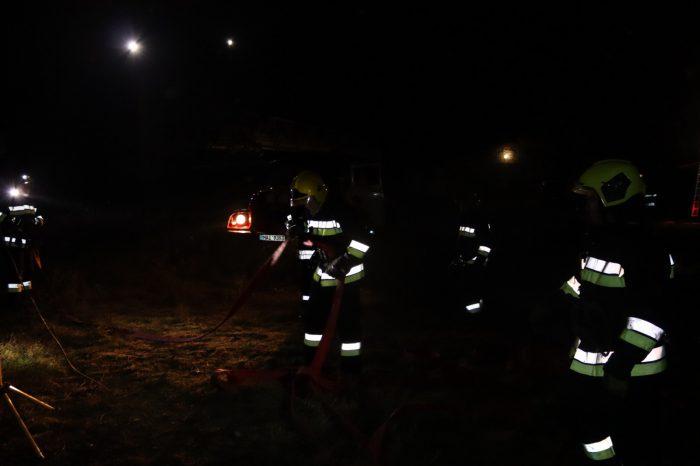 В Кагуле спасателям удалось предотвратить крупный пожар на маслозаводе