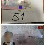 """Нарушители на границе: один вёз фальшивые права, другой получил """"липу"""" в подарок"""