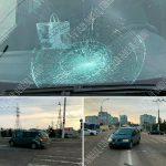 Не уступил дорогу: невнимательный водитель сбил пешехода