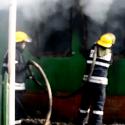Шок! Ребёнок сгорел заживо во время пожара в Дрокии