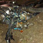 Пьяный мотоциклист устроил ДТП в Хынчештах (ФОТО)