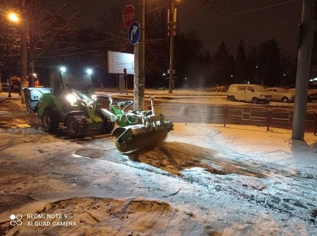 Непогода в столице: Чебан потребовал активизировать работу всех служб для очистки дорог