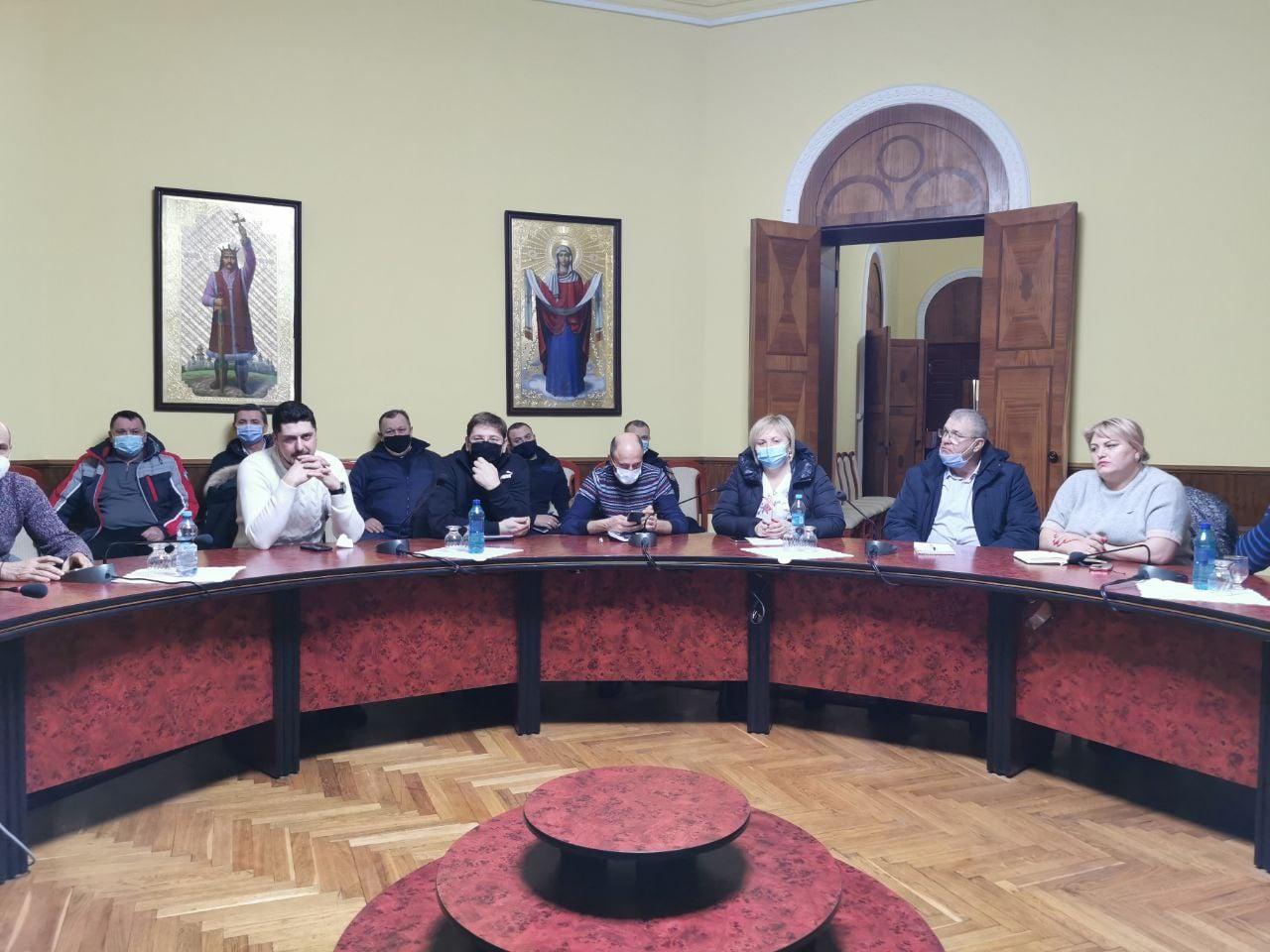 Чебан: Ситуация в городе находится под контролем муниципальных служб
