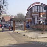 С тротуара на улице Пан Халиппа убраны 8 незаконно установленных киосков (ФОТО)