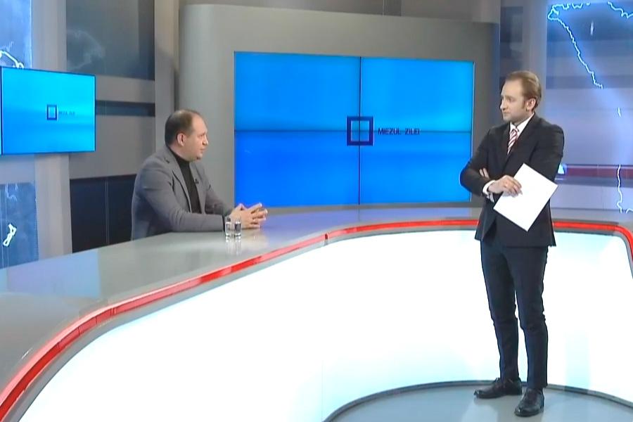 Чебан: В этом году мы осуществим множество проектов для Кишинёва