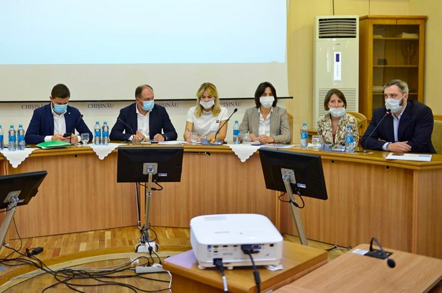 Специалисты из России, работающие над Планом обустройства территории муниципия, прибывают сегодня в Кишинев