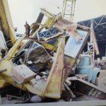 Трагедия в Фалештах: рабочего придавило металлической конструкцией