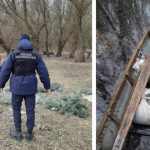Рыбачили в приграничной зоне: нарушителей оштрафовали (ВИДЕО)