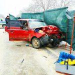 В ДТП с участием учебного автомобиля пострадали четверо