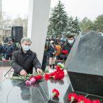 Социалисты почтили память воинов, погибших в Афганистане