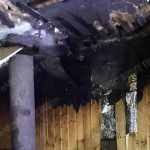 Нарушение правил безопасности стало причиной двух пожаров