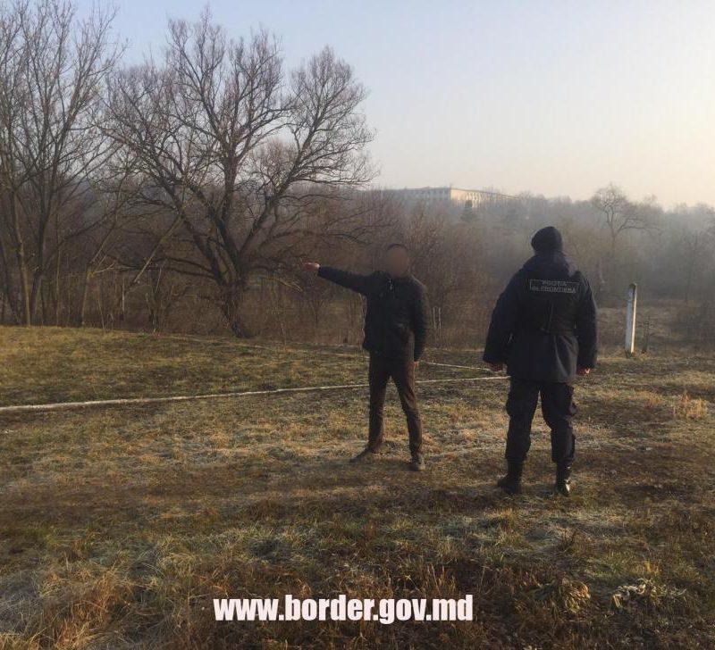 Попытка – не пытка: молдаванин во второй раз намеревался незаконно пересечь границу