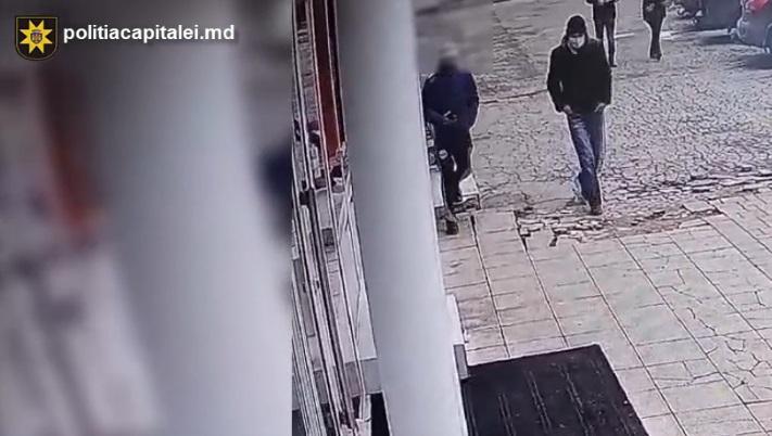В столице двое злоумышленников похитили телефон у ребёнка (ВИДЕО)