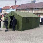 Стоп COVID! Информационные палатки ГИЧС появились и на севере страны (ФОТО)
