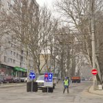 Участок улицы Иона Крянгэ перекроют на месяц. Как будет ездить общественный транспорт