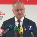 Додон опроверг слухи: ПСРМ не будет инициировать референдум по отставке Санду! (ВИДЕО)