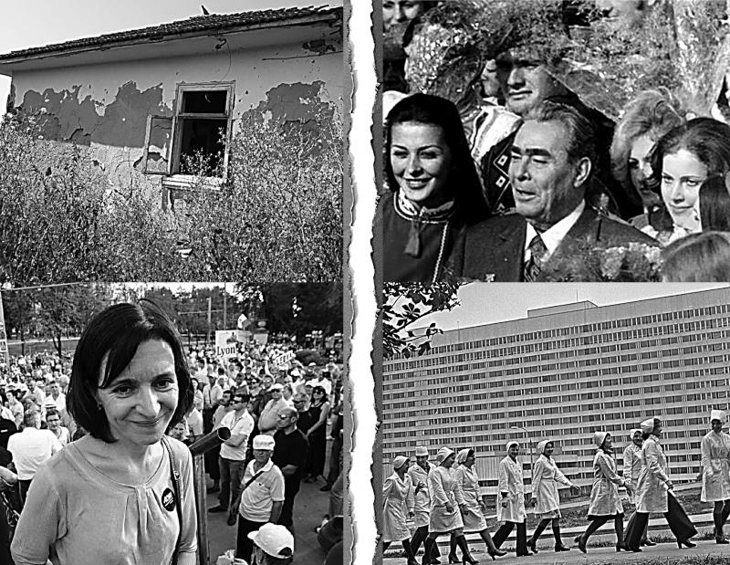 Про евродеградацию и СССР