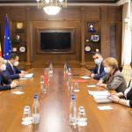 Зинаида Гречаный провела встречу с послом Китая в Молдове