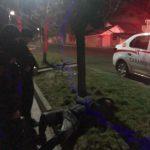 В Комрате патрульные оказали помощь потерявшему сознание мужчине
