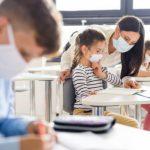 Более 40% школьников переведены на дистанционное обучение: данные Минобразования